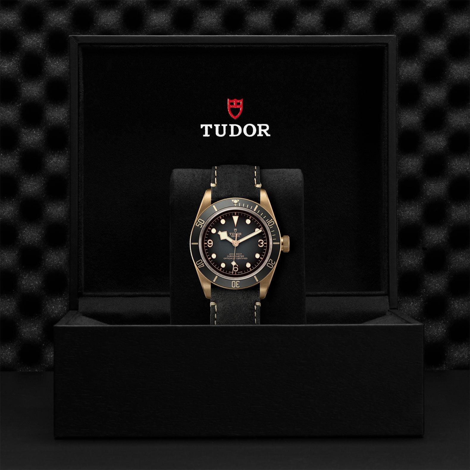Tudor Black Bay Bronze M79250BA-0001