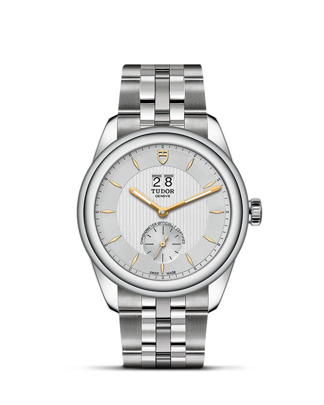 Tudor Glamour Double Date M57100-0002