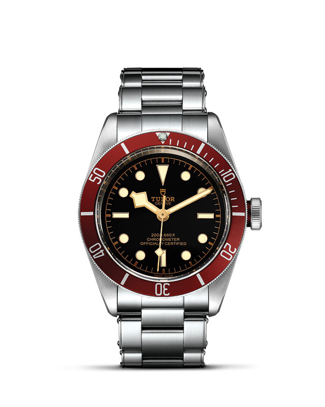 Tudor Black Bay M79230R-0012